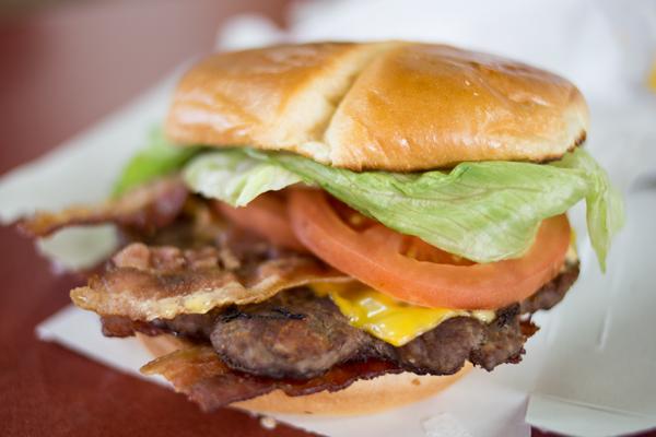 new fast food Bacon-Insider-burger