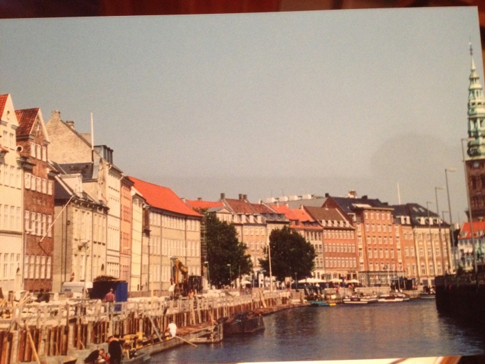 beautiful Copenhagen buildings