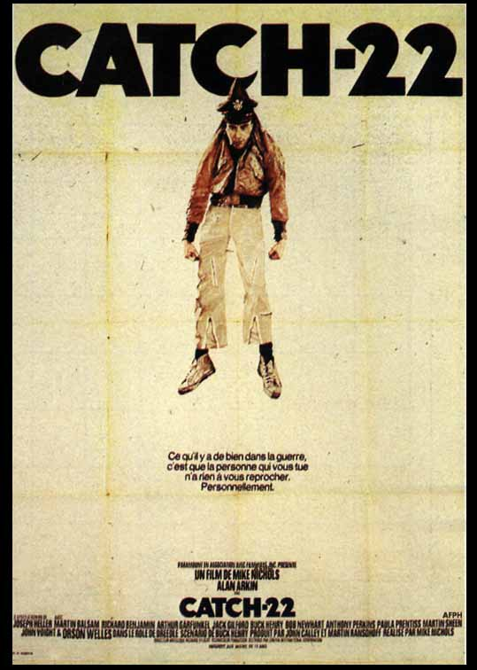 Catch-22 iconic poster