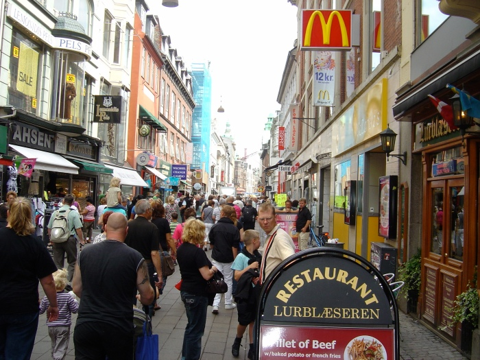 Copenhagen--Denmark-tourist attractions