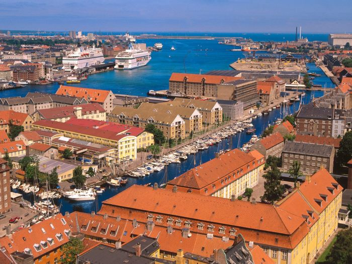 Copenhagen-Harbor-Denmark
