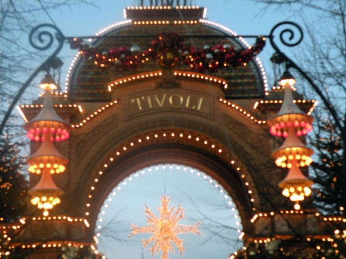 Copenhagen Tivoli Gardens