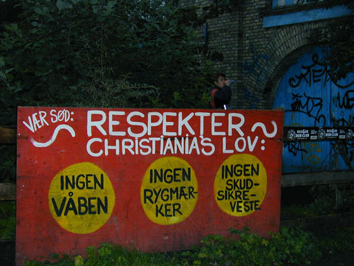 Denmark Christiania