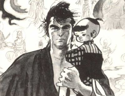 lone wolf and cub graphic novels