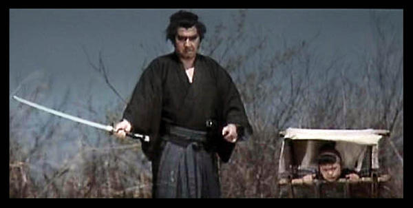 lone wolf and cub movie series