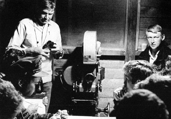 Mike Nichols Directs Catch-22
