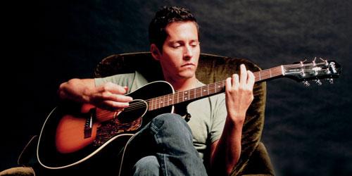 Singer Josh Rouse