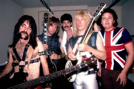 spinal tap band