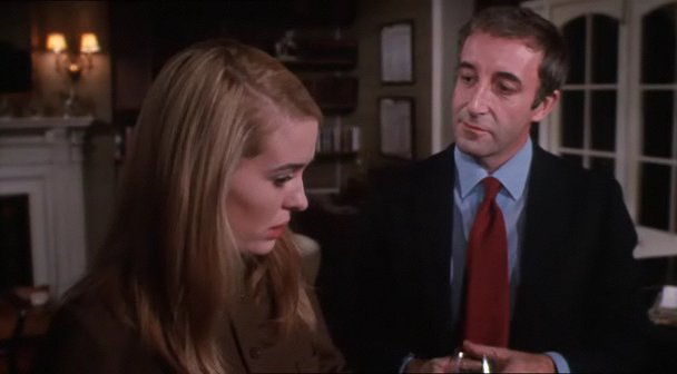Where Does It Hurt? Peter Sellers