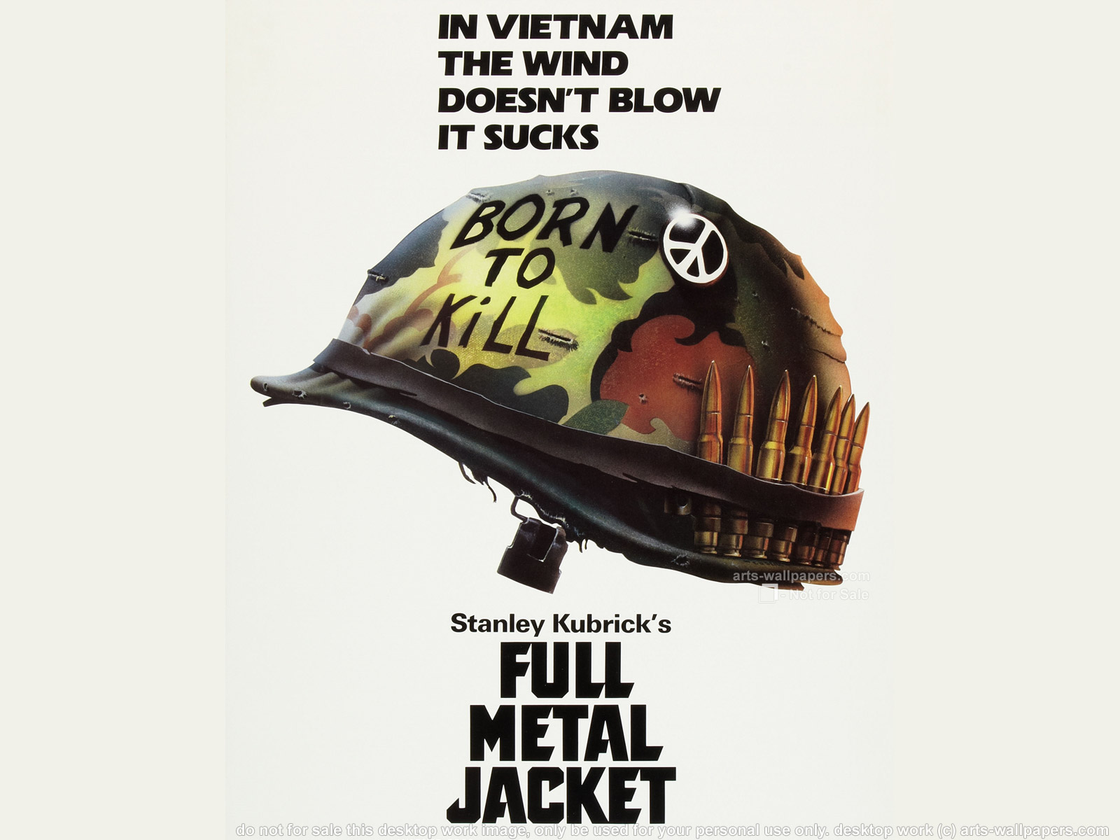 Full Metal Jacket! Foul-Mouthed Memories From Sgt. Hartman ...