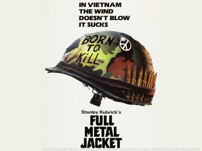censored Full Metal Jacket