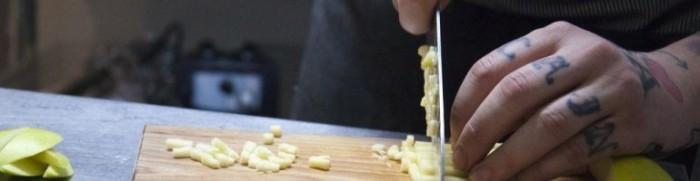 Chef Brandon Baltzley website