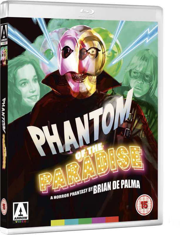 Phantom Steelbook