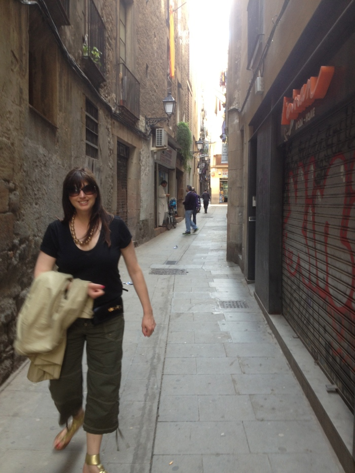 Alex Duda in Barcelona