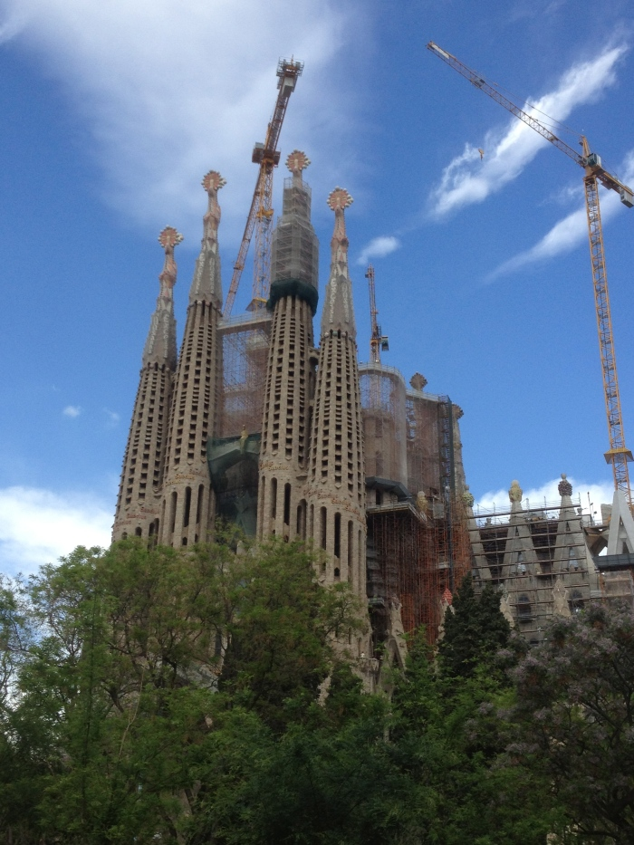 Barcelona's Sagrada Famiglia