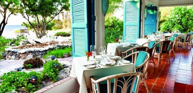 Blanchards restaurnat Anguilla