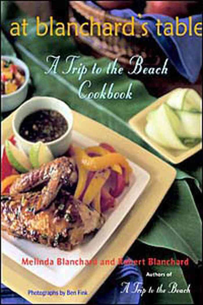 Blanchard's Table Cookbook