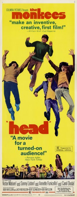 The Monkees Head movie