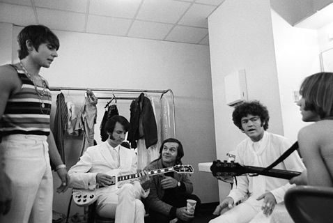 Jack Nicholson and The Monkees