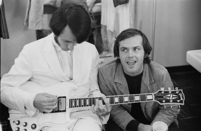 Jack Nicholson The Monkees Head