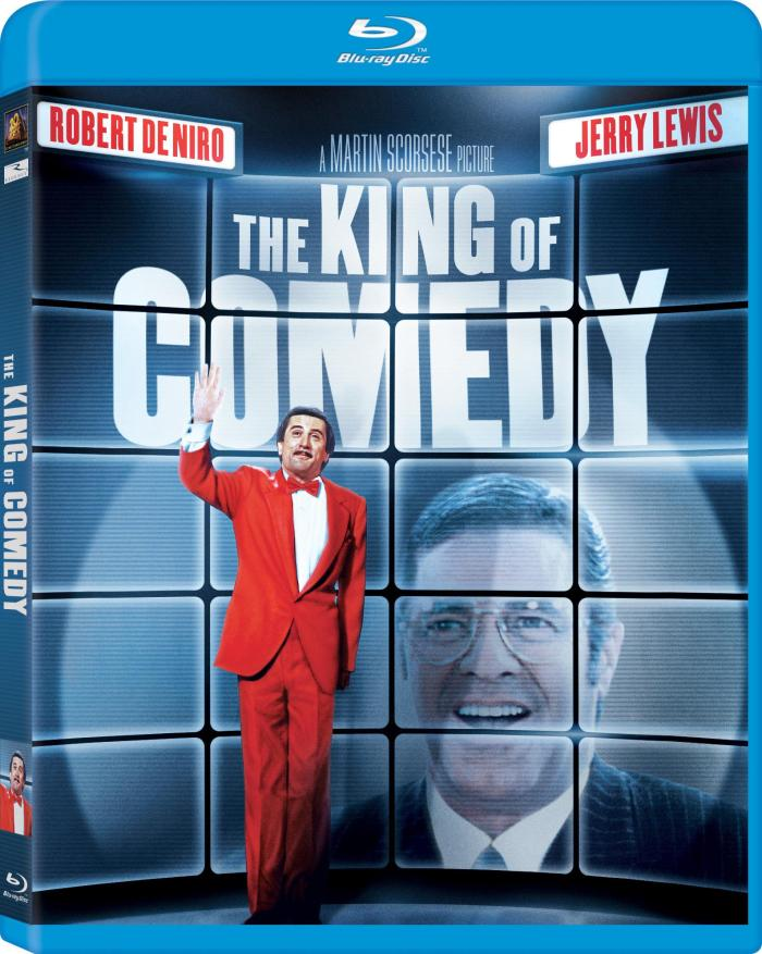 King of Comedy bluray