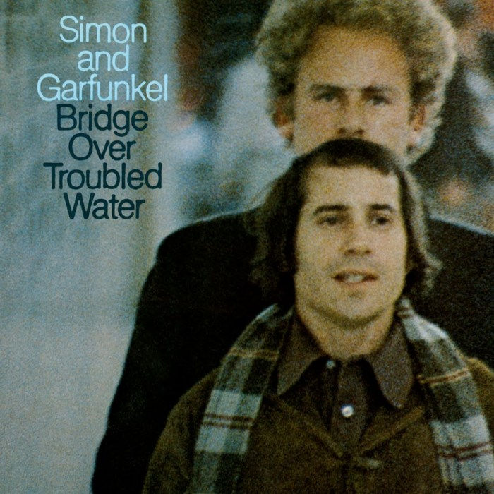 Simon and Garfunkel rift