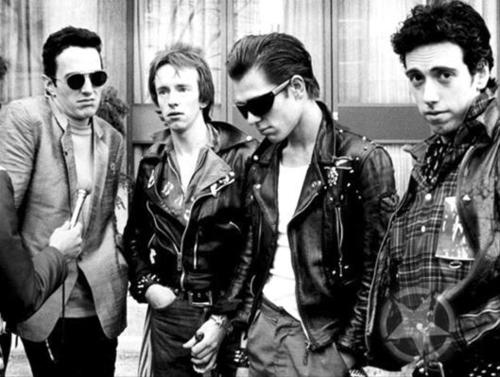 the clash band