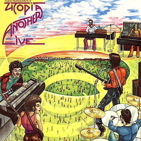 Todd Rundgren's Classic Progressive Rock! Utopia's ...