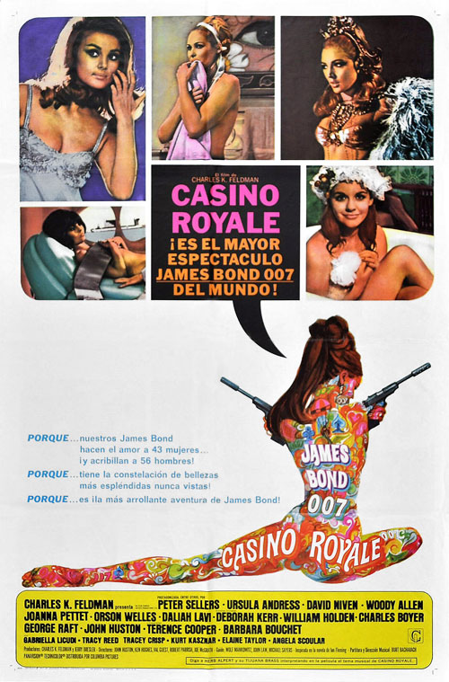 caroline munro casino royal