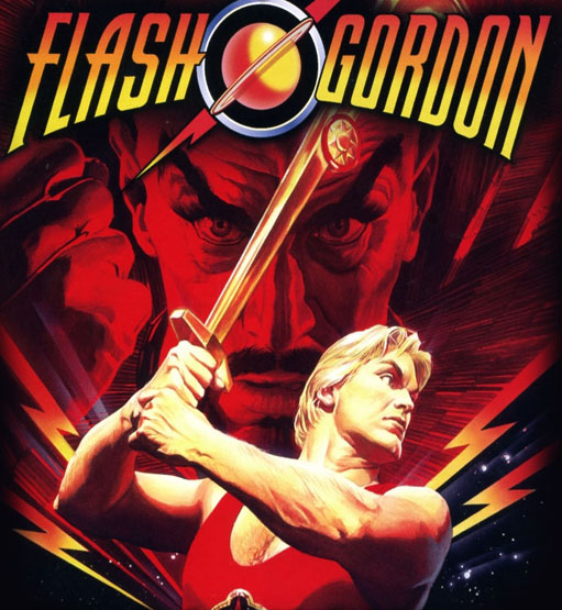 Flash Gordon movie