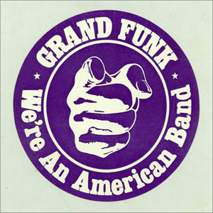Grand Funk Railroad-finger