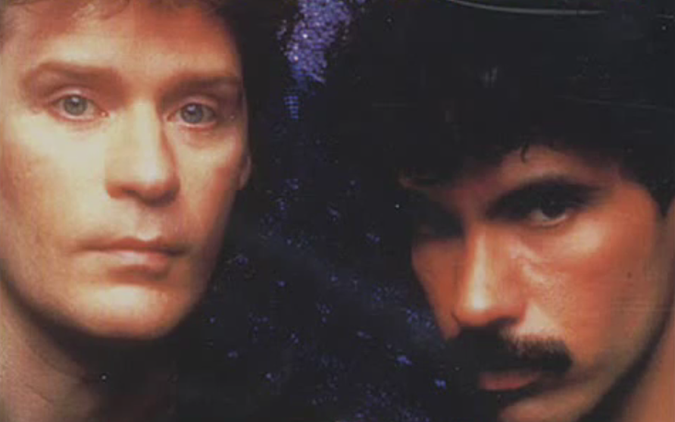 greatest hall and oates ongs