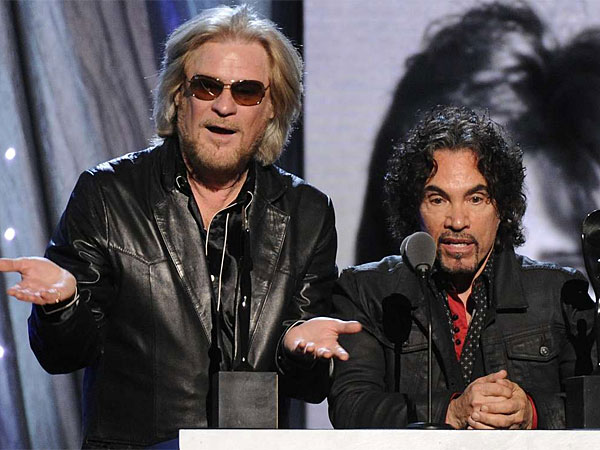 Hall and Oates awards