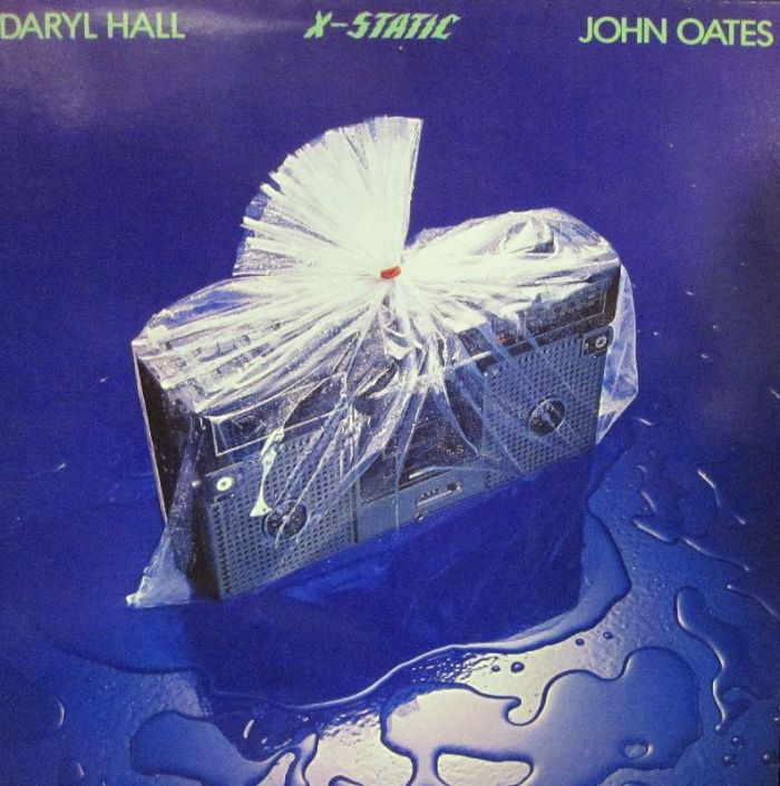 Hall & Oates X-Static