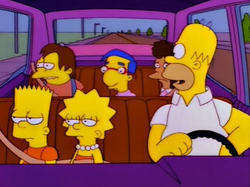 Home Simpson Grand Funk