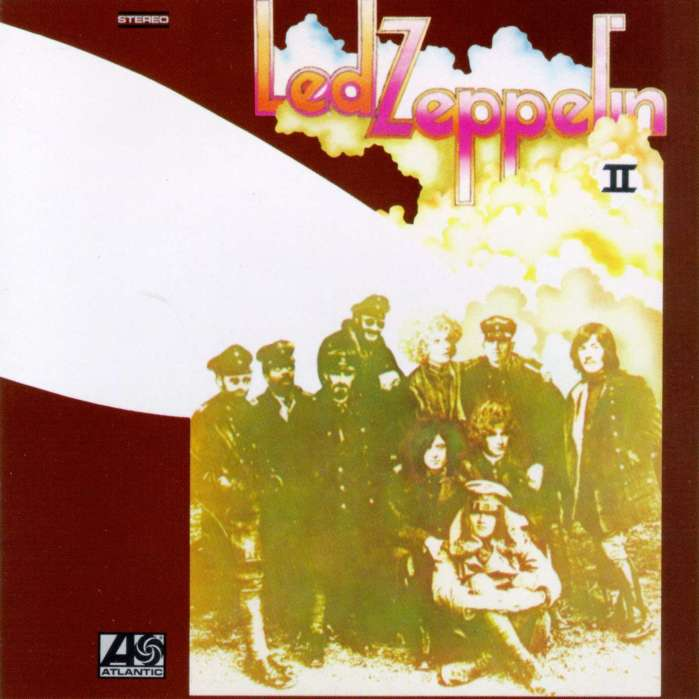 Led Zeppelin II remaster