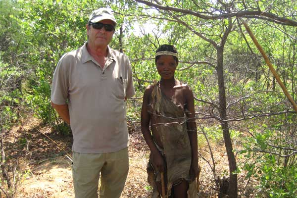 Paul Theroux Africa trip