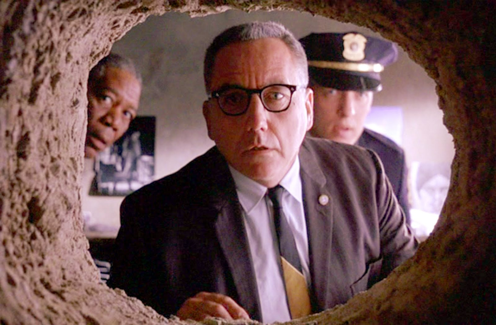 Escapes Shawshank Redemption Andy