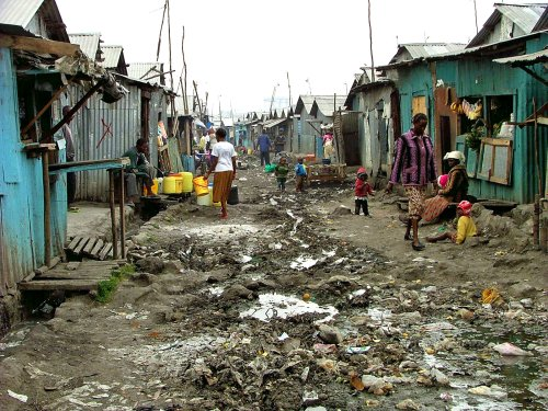 south africa slums