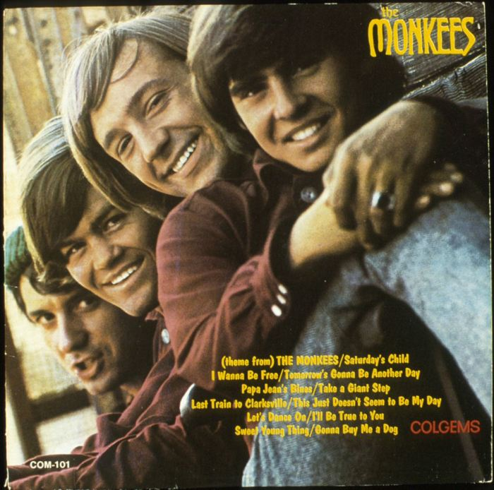 The Monkees first album