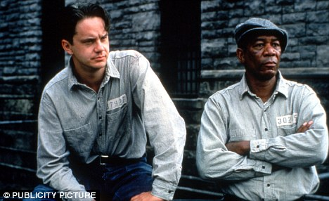 Tim Robbins Morgan Freeman