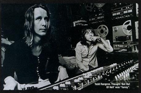 Todd Rundgren Jim Steinman