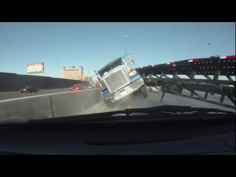 Traffic accident video