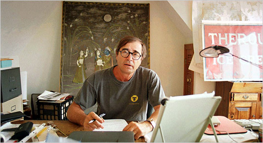 travel writer paul theroux