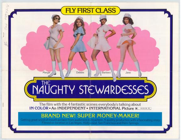 dirty stewardesses