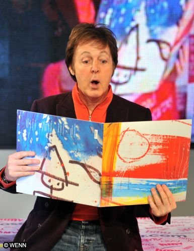 paul_mccartney art
