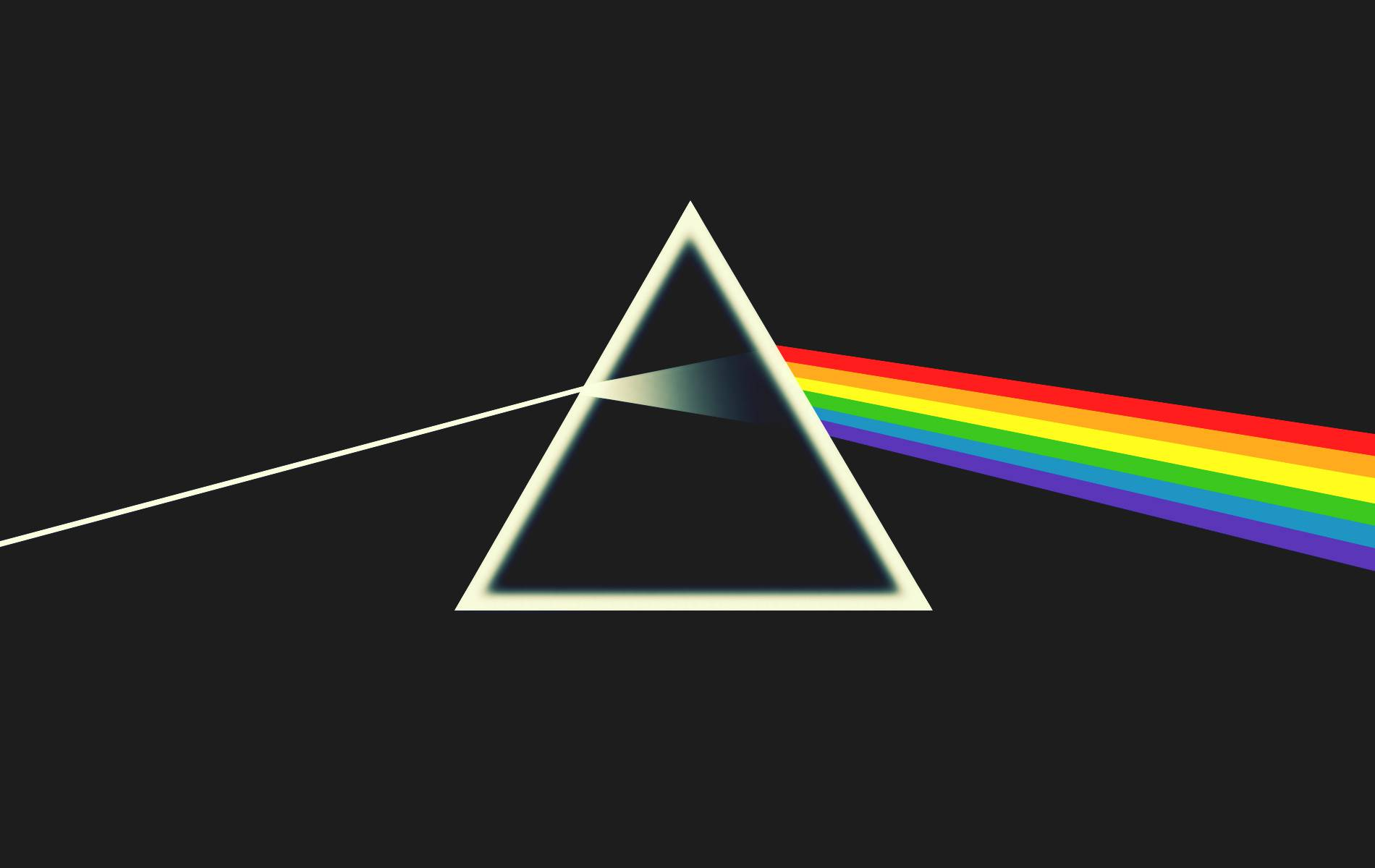 Albumet The dark side of the moon med Pink Floyd