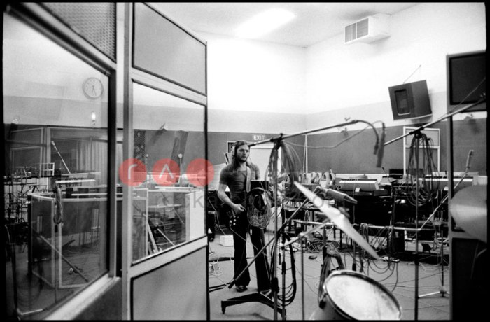 pink floyd recording sessions