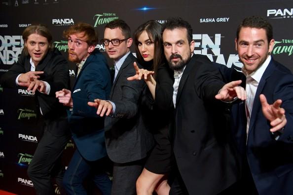 Sasha Grey Spain premiere