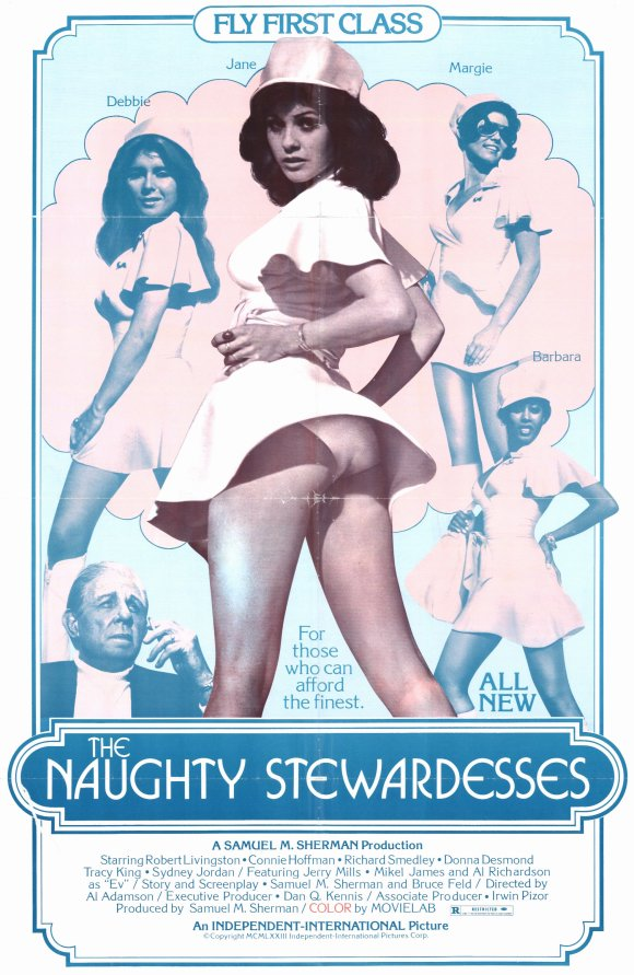the naughty stewardesses movie